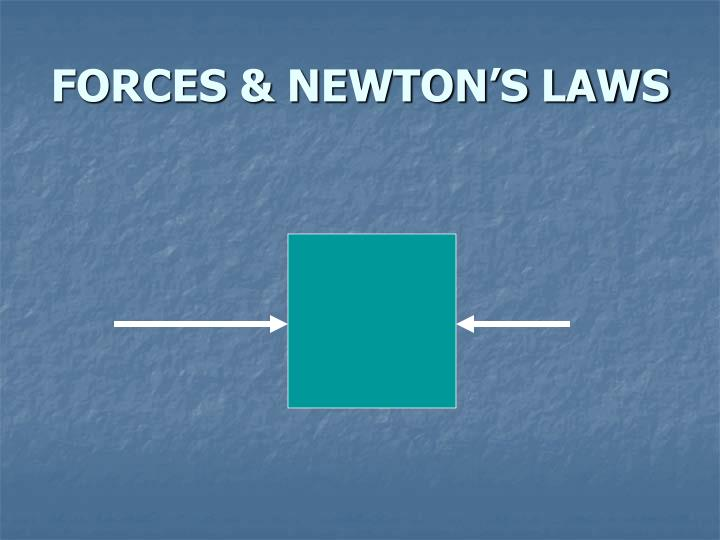 forces newton s laws n.