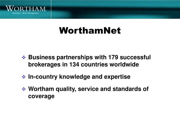 WorthamNet
