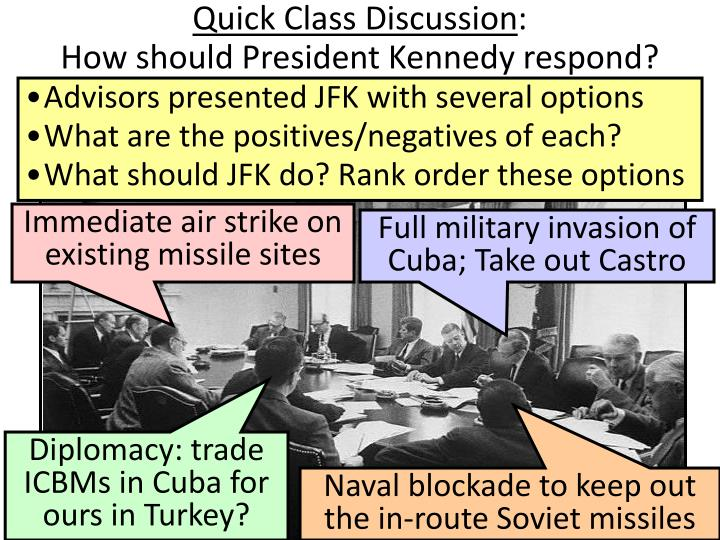 Quick Class Discussion
