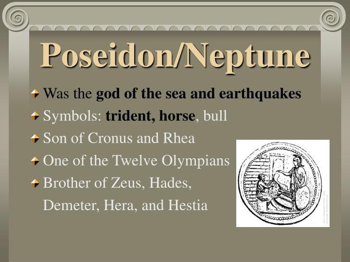 Poseidon/Neptune