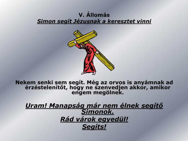 V. Állomás