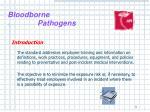 bloodborne pathogens1