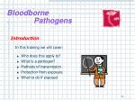 bloodborne pathogens2
