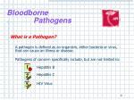bloodborne pathogens7