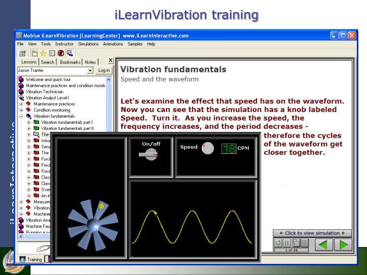 ilearnvibration