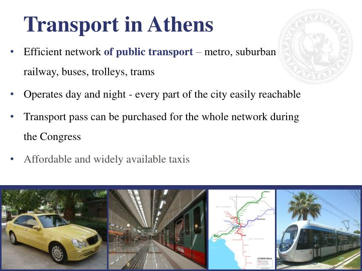 Transport in Athens