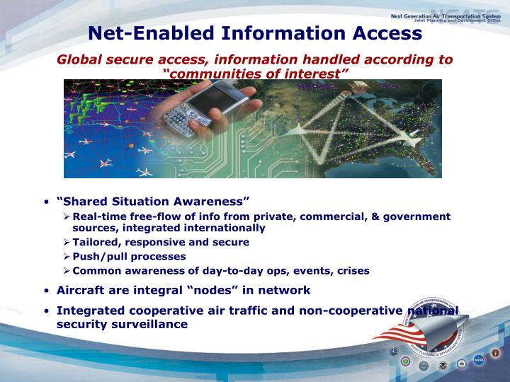 Net-Enabled Information Access
