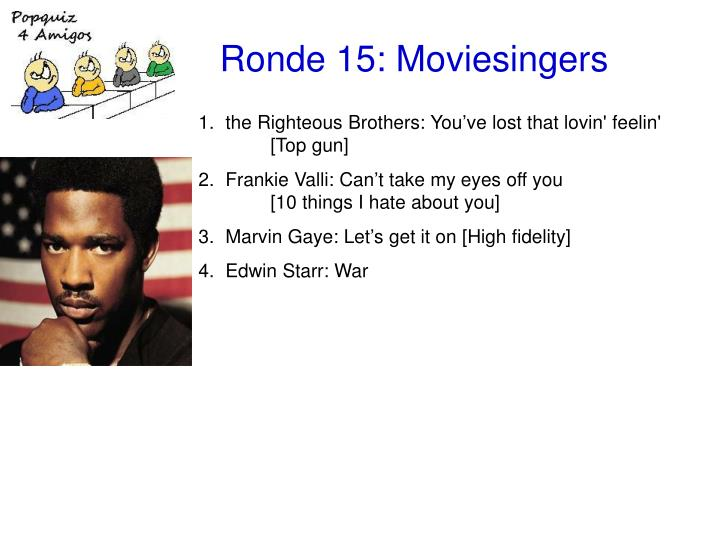 the Righteous Brothers: You've lost that lovin' feelin' [Top gun]