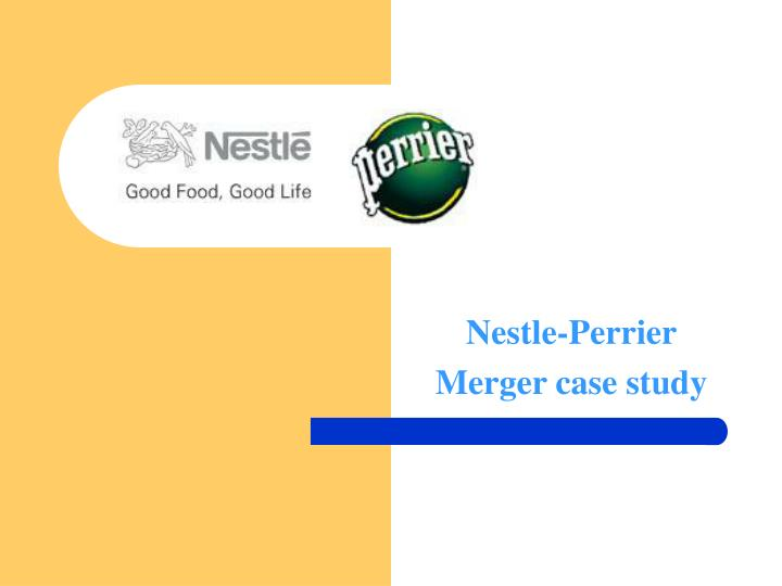 case study nestlé Essays - largest database of quality sample essays and research papers on nestle case study answers.