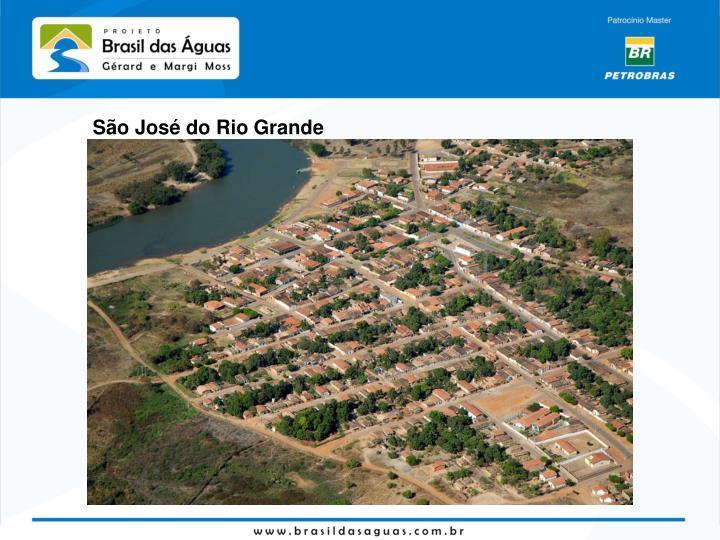 São José do Rio Grande