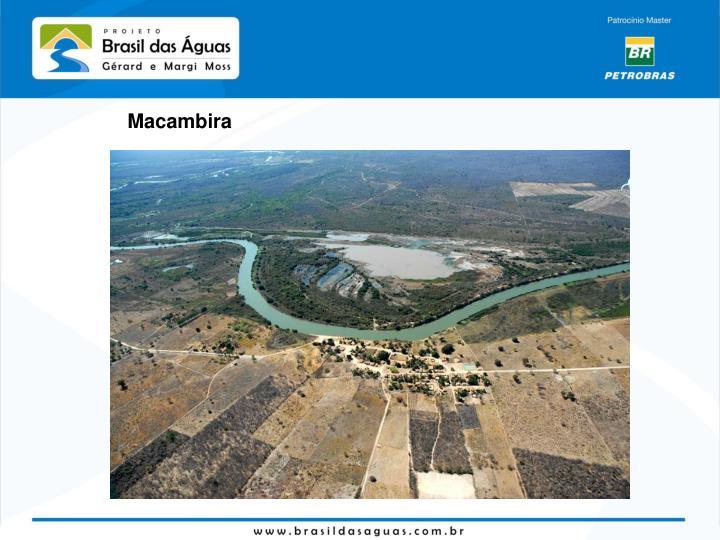Macambira