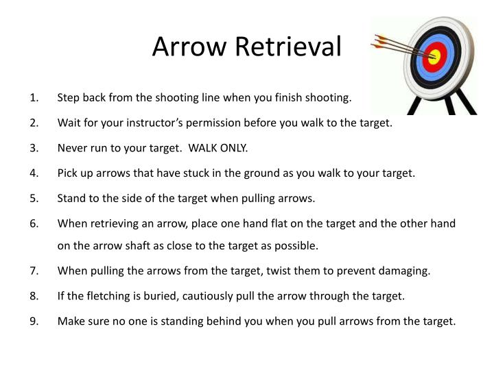 Arrow Retrieval