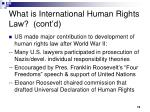 what is international human rights law cont d1