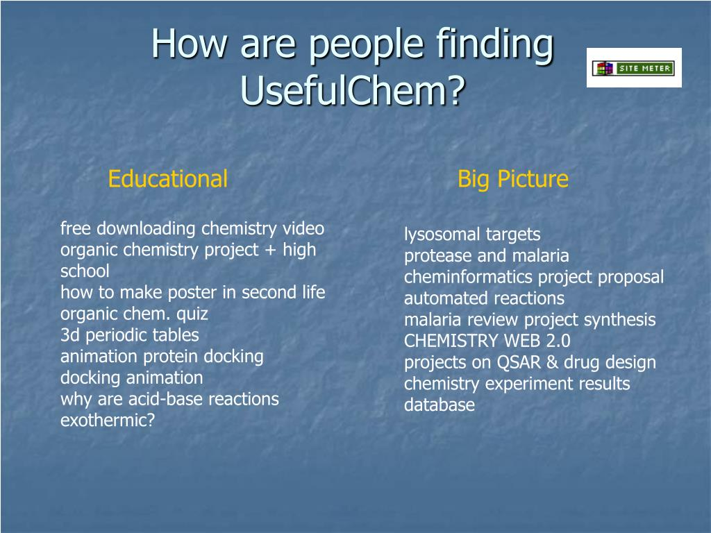 PPT - Cheminformatics in Open Notebook Science PowerPoint