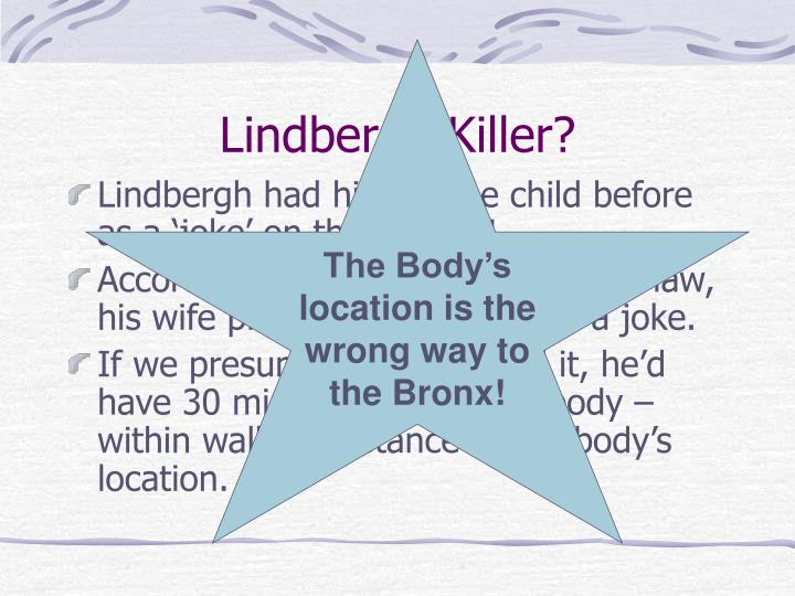 The Body's location is the wrong way to the Bronx!