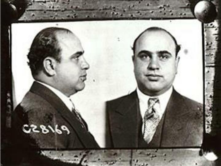 The Gangster Connection