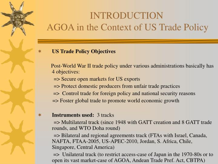 an introduction to the history of the world trade organizator wto 2 the world trade organization came into being in 1995 one of the youngest of the international organizations, the wto is the successor to the general agreement on tariffs.