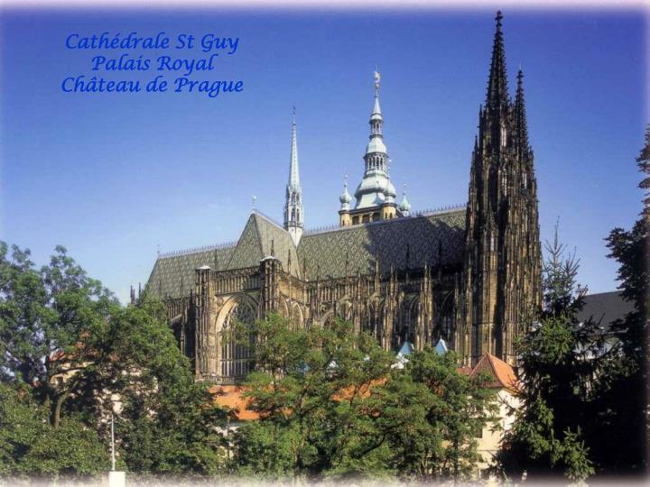 Cathédrale St Guy