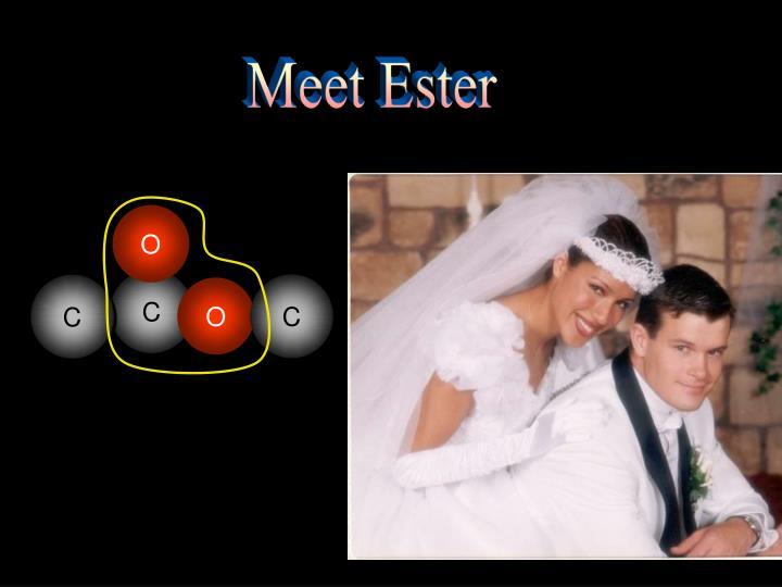 Meet Ester