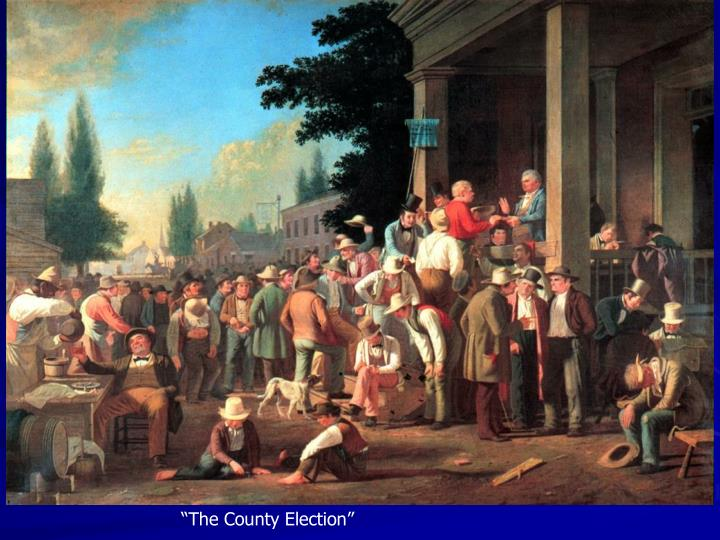 """""""The County Election"""""""