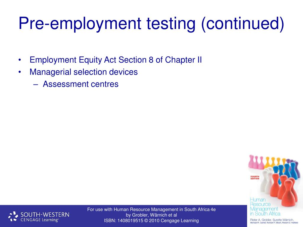 PPT - CHAPTER 6 Employee recruitment & selection PowerPoint