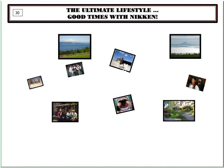 THE ULTIMATE LIFESTYLE …