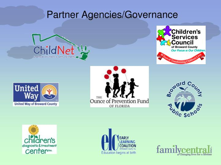 Partner Agencies/Governance