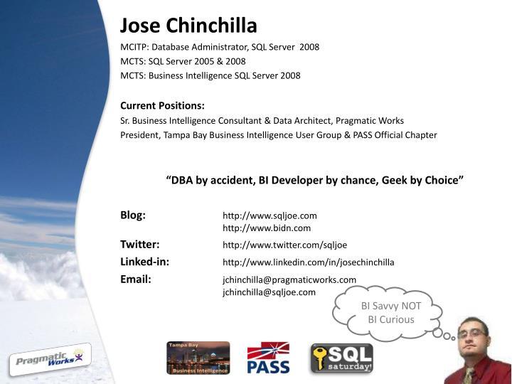 Jose Chinchilla