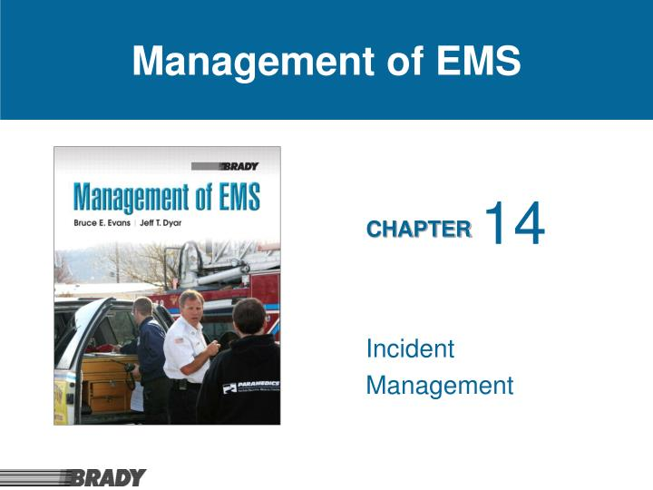 incident management n.