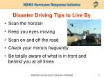 disaster driving tips to live by3
