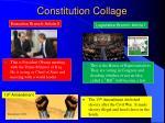 constitution collage