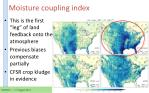 moisture coupling index2