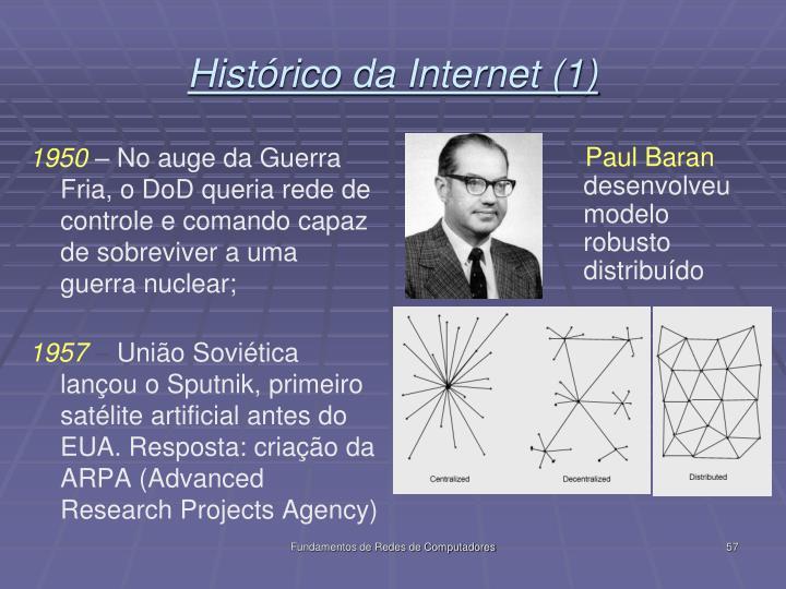 Histórico da Internet (1)