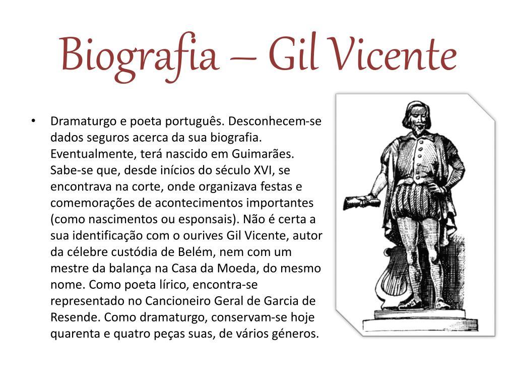 Ppt Gil Vicente Auto Da Barca Do Inferno Powerpoint