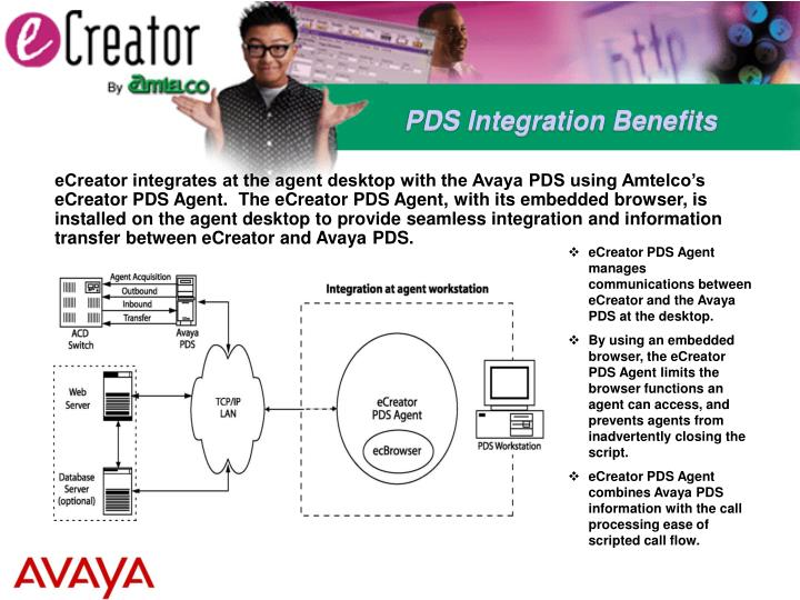 PDS Integration Benefits