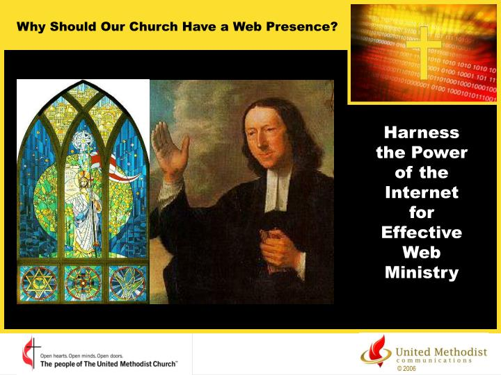 Harness the Power of the Internet for Effective Web Ministry
