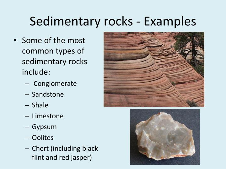 Ppt 3 Types Of Rocks Powerpoint Presentation Id7007686