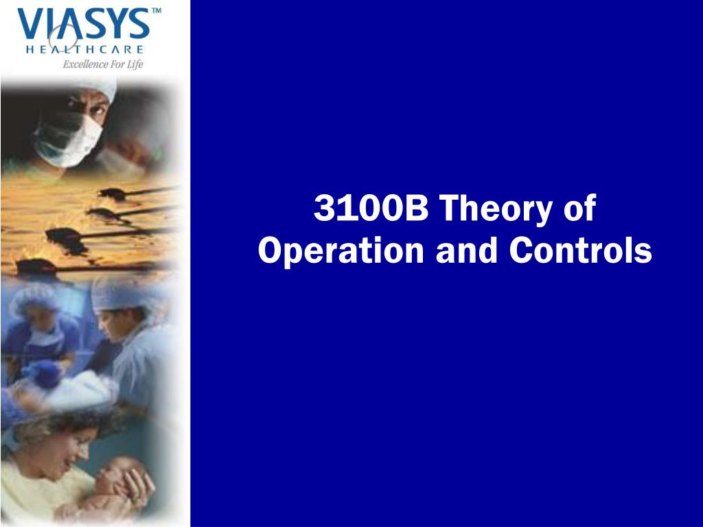 3100b theory of operation and controls n.
