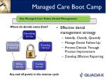 managed care boot camp6