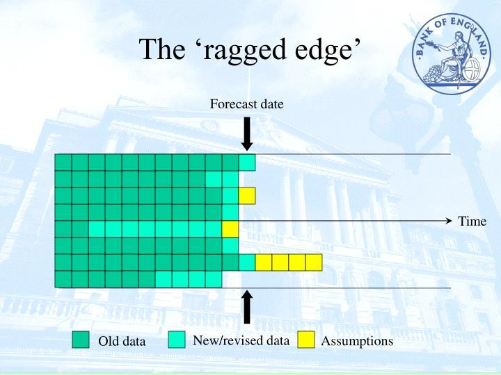 The 'ragged edge'