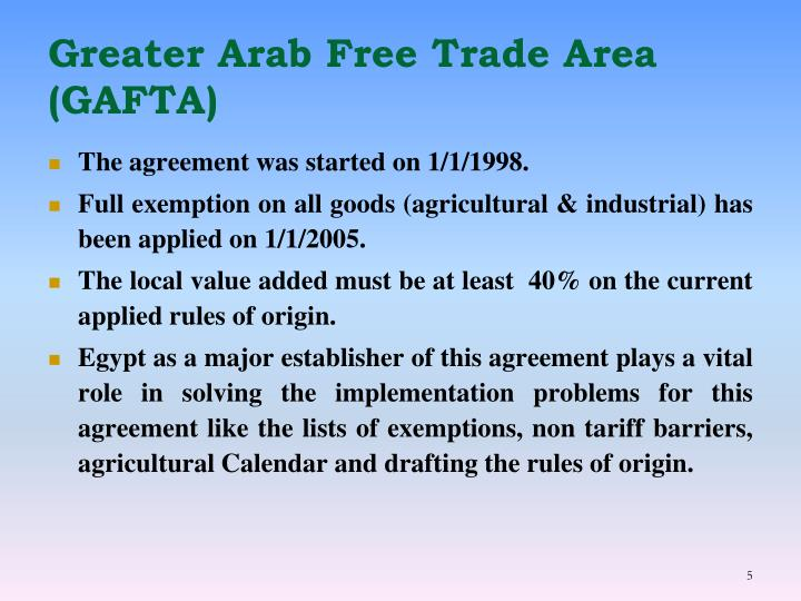 Ppt Arab Republic Of Egypt Ministry Of Industry Trade Smes