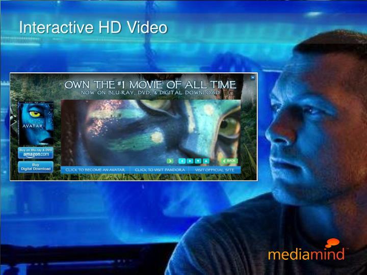 Interactive HD Video