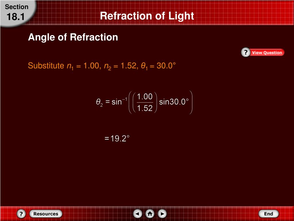 PPT - Refraction and Lenses PowerPoint Presentation, free ...