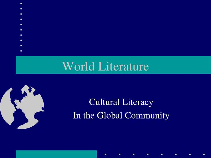 cultural diversity and literacy essay The policy of cultural diversity & ethnic minority psychology is to publish papers where authors indicate whether the data, methods used in the analysis, and materials used to conduct the research will be made available to any researcher for purposes of reproducing the results or replicating the procedure.