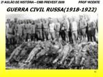 guerra civil russa 1918 19221
