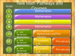 new math pathways and courses1