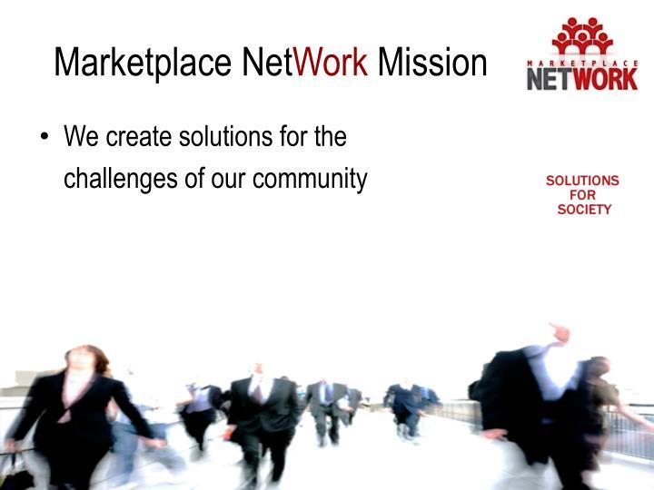 Marketplace Net