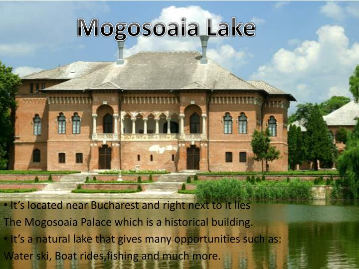Mogosoaia