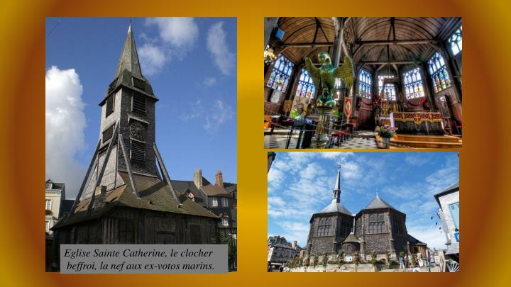 Eglise Sainte Catherine, le clocher