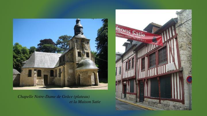 Chapelle Notre-Dame de Grâce (plateau)